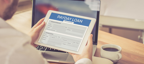 Instant Approval Payday Loan Application Form